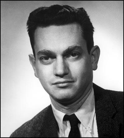 Portrait of Marshall Nirenberg