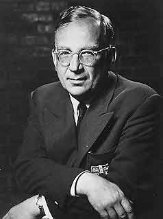 Photograph of George Gamow.