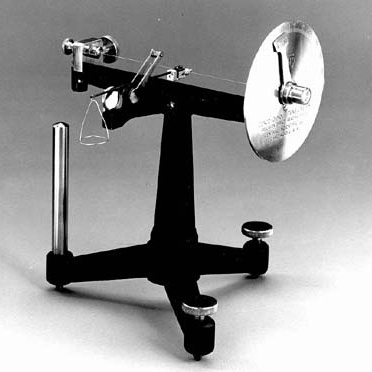 Photo of a Tensiometer